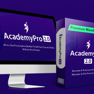 Intensify Your AcademyPro 2.0 Benefits, MORE Upgraded Bandwidth, Unlimited Business & Teams, Premium Support & All Premium Features with Future Upgrades