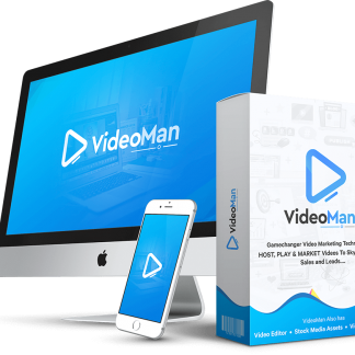 Get VideoMan For Just A One-Time Payment!