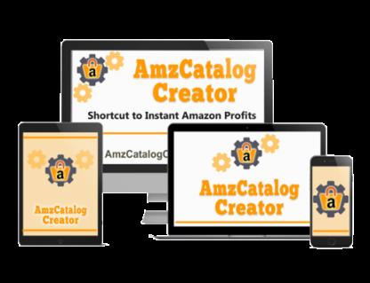 AmzCatalogCreator, Regular Amazon Affiliate Commission